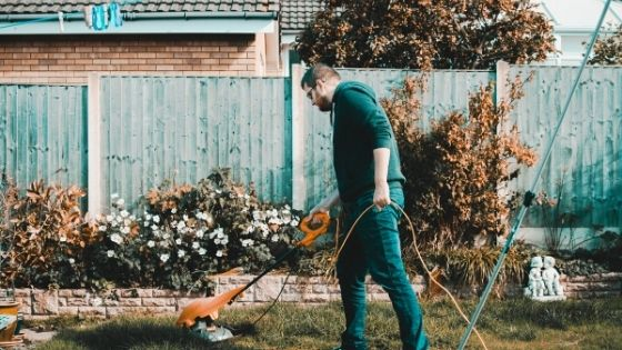 maintain your property according to season
