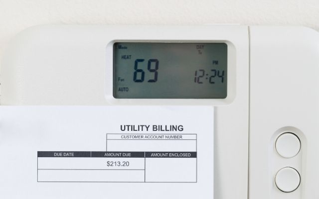 a landlord is accountable for not having utilities for renter