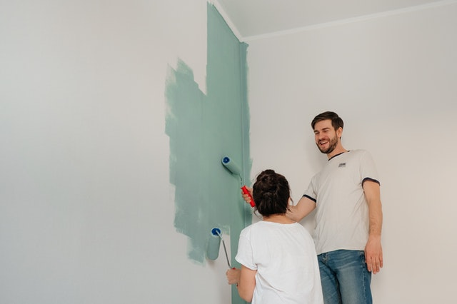 protect your rental unit when painting